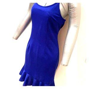 Brand new! Gorgeous royal blue party dress!